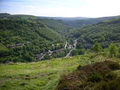 Calder Valley around Hebden Bridge
