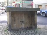 Cattle trough in The Green