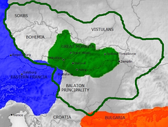 Conversion of Moravia under Ratislav