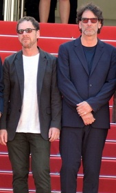 Ethan and Joel Coen at the Cannes film festival in 2015.