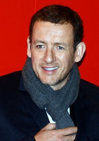 Dany Boon, President of the ceremony.