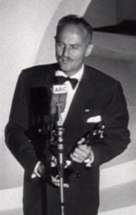 Darryl F. Zanuck at the Academy Awards celebration
