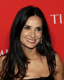 Demi Moore plays Erin Grant and received a record salary for the film.