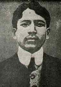 "Madan Lal Dhingra, while studying in England, assassinated William Hutt Curzon Wyllie,[91] a British official who was ""old unrepentant foes of India who have fattened on the misery of the Indian peasant every (sic) since they began their career"".[92]"