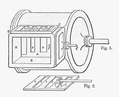 Independent gridiron valve, with conventional slide valve