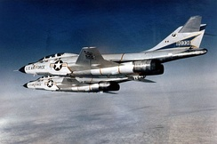F-101B Voodoos of the 18th Fighter-Interceptor Squadron