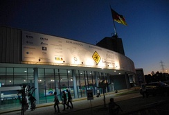 Convention hall of the Federation of Industries of Rio Grande do Sul (FIERGS)