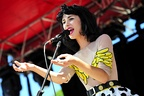 "New Zealand-born artist, Kimbra won twice for ""Cameo Lover"" (2011) and Vows (2012)."