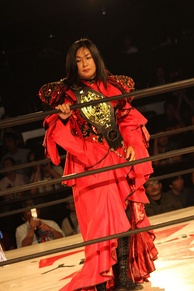 Manami Toyota is the only female winner of the category