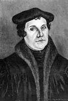 May 25: Martin Luther outlawed.