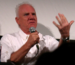 McDowell at the 2006 Traverse City Film Festival