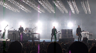 Nine Inch Nails in concert, 2009