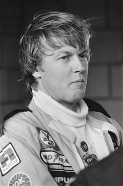 Swede Ronnie Peterson posthumously finished runner-up in the Drivers' Championship to Lotus teammate Andretti.