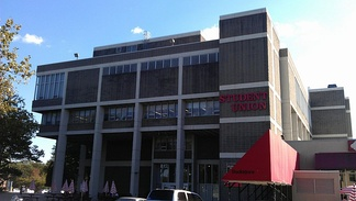The Student Union building is home to most of the clubs on campus.
