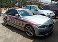 Immigration police BMW 3 series