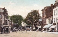 South Street in 1908