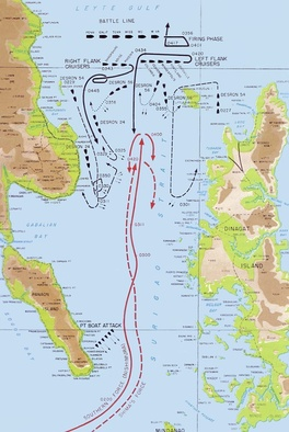 The Battle of Surigao Strait