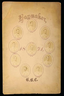 Picture of the 1871 Troy Haymakers