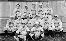 The 1903 Brooklyn Superbas