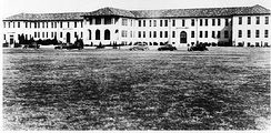 Austin Hall was built in 1931 to serve as the Air Corps Tactical School's main building.