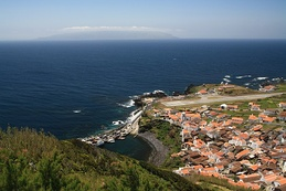 Vila do Corvo, by law, the only municipality to have no civil parish, and the smallest municipality in Portugal in population.