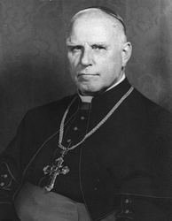 Bishop von Galen of Münster, a conservative nationalist, and anti-Communist, who became a critic of some policies of the Nazis.[145] In 1941, in a series of sermons, he denounced Nazi euthanasia, and lawlessness, rousing national protest.