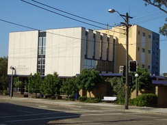 City of Canterbury Town Hall, Campsie