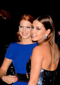 "In 2013, Adèle Exarchopoulos and Léa Seydoux became the first and only cast members to receive the Palme d'Or for Blue Is the Warmest Colour in an ""unprecedented move"", alongside the director Abdellatif Kechiche."