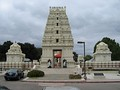Hindu Temple in Malibu, California.