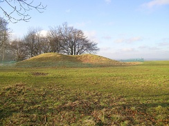 Neolithic Barrow, Whiteleaf Hill