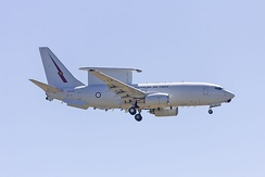 Boeing 737 AEW&C aircraft of the Royal Australian Air Force