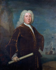 Portrait of Sir George Walton, by Bartholomew Dandridge