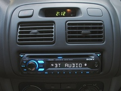 Activated head unit