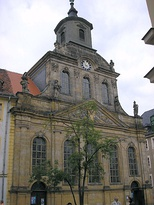 The Spitalkirche