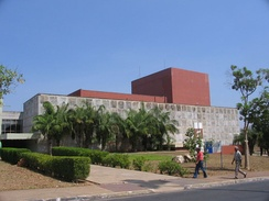Theatre of Federal University of Mato Grosso