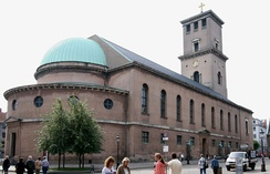 Church of Our Lady, situated on Frue Plads