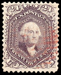 Issue of 1862