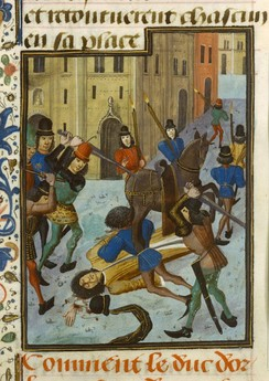 Assassination of Louis I, Duke of Orléans