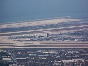 Бейрутский аэропорт в 2004 году