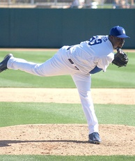 While playing for the New York Mets in 2006 Guillermo Mota was suspended for 50 games.