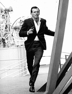 in TV series The Fugitive, 1963–1967 (final episode)
