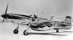 Group P-51D at Shaw[note 1]