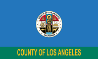 The former Los Angeles County flag, used from 1967 to 2004.