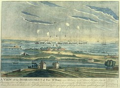 September 13: Bombardment of Fort McHenry