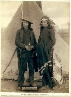 Chiefs Red Cloud and American Horse (1891)
