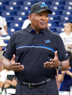 Jim Caldwell was head coach of the Lions for four seasons, his .563 winning percentage was the best since Buddy Parker (1951–1956).