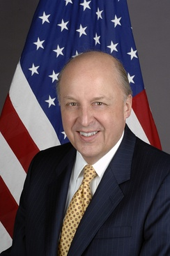 John Negroponte, United States Director of National Intelligence, former United States Ambassador to the United Nations under President George W. Bush