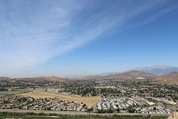 Jurupa Valley as seen from Mt. Rubidoux, 2013