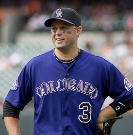 Cuddyer with the Colorado Rockies in 2013