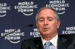 Schwarzman's Blackstone Group completed the first major IPO of a private equity firm in June 2007.[52]